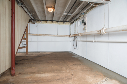 Wet Basement Repair in Central Mississippi