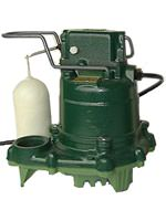 cast-iron zoeller sump pump systems available in Kosciusko, Mississippi